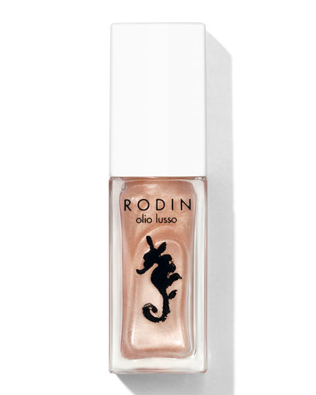 RODIN OLIO LUSSO LIMITED EDITION MERMAID COLLECTION LUXURY LIP OIL