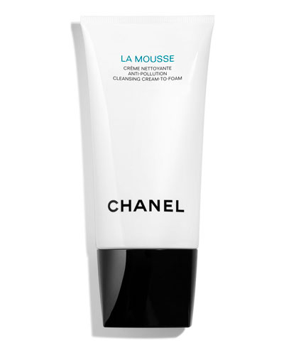 <b>LA MOUSSE</b><br>Anti-Pollution Cleansing Cream-to-Foam