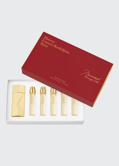 Exclusive Baccarat Rouge 540 Extrait de parfum - Travel set