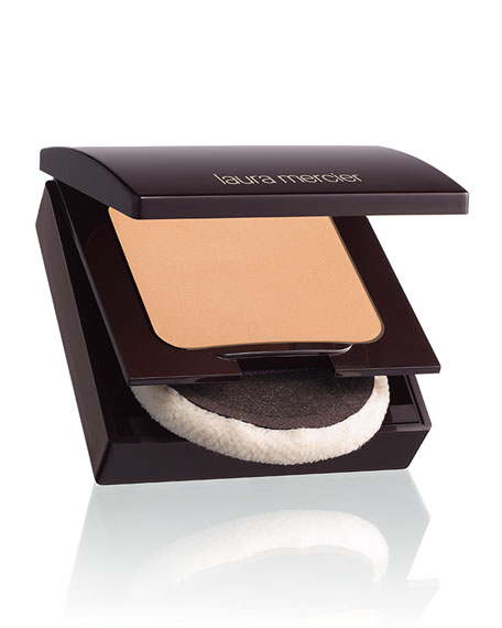 Translucent Pressed Setting Powder Compact