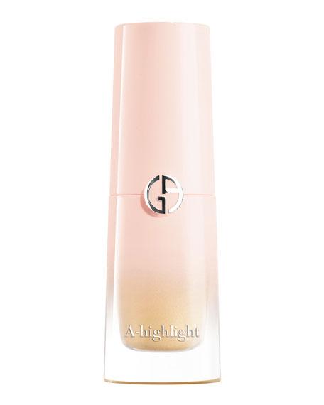 A-Highlight Luminizer Makeup