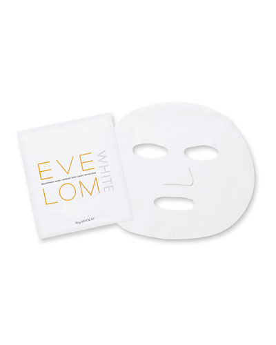 White Brightening Face Mask  4 Count