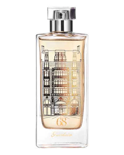 Le Parfum du 68 Eau de Parfum Spray  2.5 oz./ 74 mL