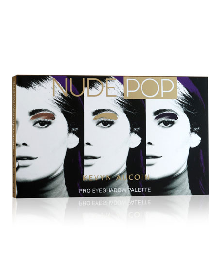 NUDEPOP - PRO Eyeshadow Palette