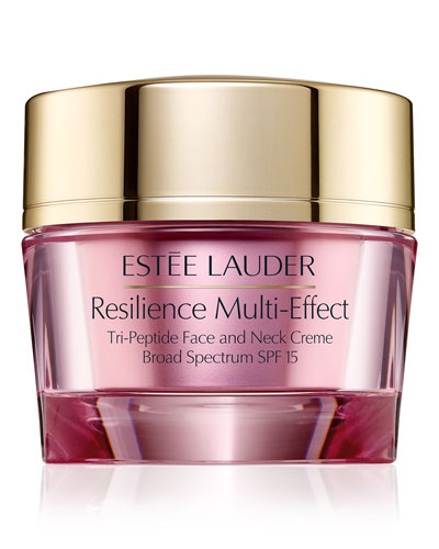 Resilience Multi-Effect Tripeptide Face and Neck Creme SPF 15  For Dry Skin  1.7 oz./ 50 mL