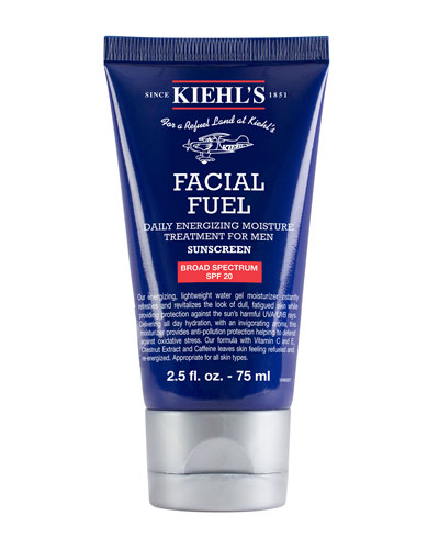 Facial Fuel Daily Energizing Moisture Treatment for Men SPF 20  2.5 oz./ 75 mL