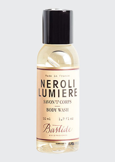 Neroli Lumiere Body Wash  1.7 oz./ 50 mL