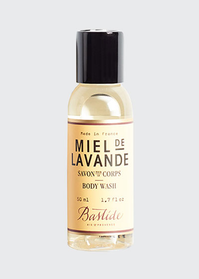 Miel de Lavande Body Wash  1.7 oz./ 50 mL