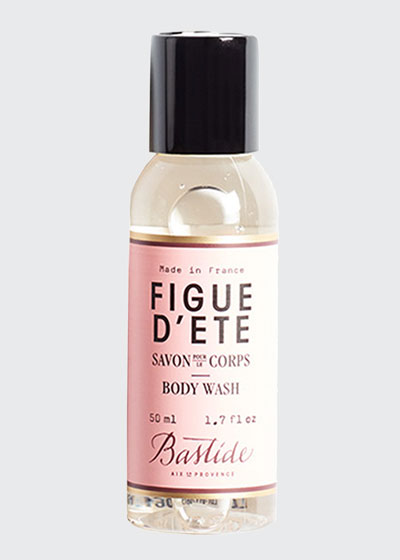 Figue d'Ete Body Wash  1.7 oz./ 50 mL