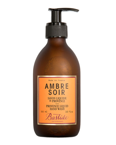 Ambre Soir Provence Liquid Hand Wash  10 oz./ 300 mL