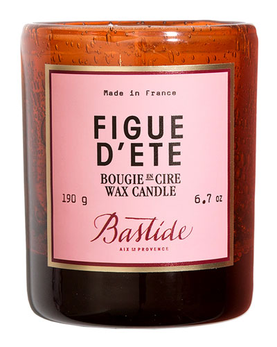 Figue d'Ete Wax Candle  6.7 oz./ 190 g