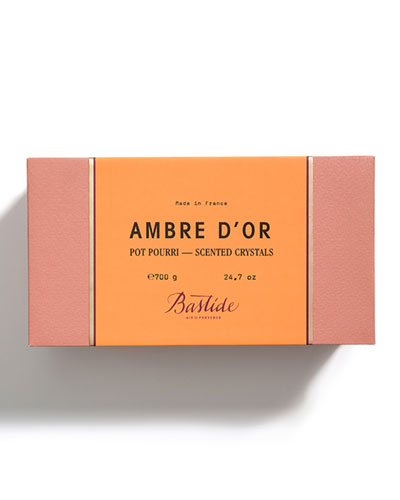 Pot Pourri Ambre dOr 700g