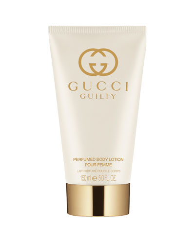 Gucci Guilty For Her Perfumed Body Lotion  5 oz./ 150 mL