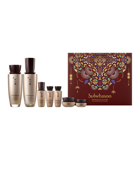 Limited Edition Treasures of Time Ritual Set