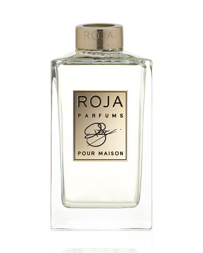 Roja Parfums Reed Diffuser Decanter  25.3 oz./ 750 mL