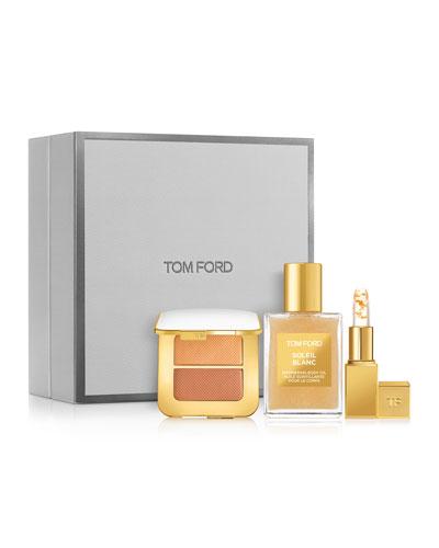 Soleil Gold and Shimmer Set