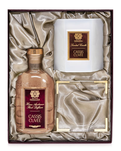 Cassis Cuvee Home Fragrance Gift Set