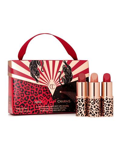 Mini Lipstick Trio with Handbag