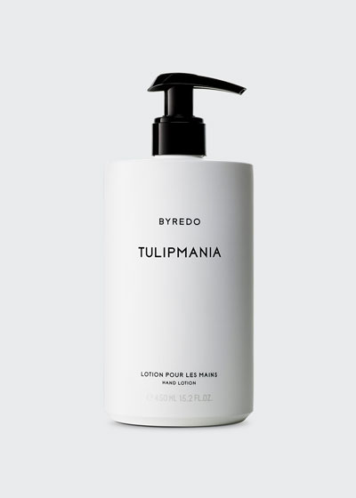 Tulipmania Hand Lotion  15.2 oz./ 450 mL