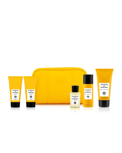 Barbiere Travel Must-Haves