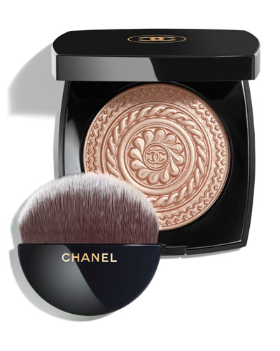 <b>ÉCLAT MAGNÉTIQUE DE CHANEL </b><br>Limited Edition Collection Libre Illuminating Powder