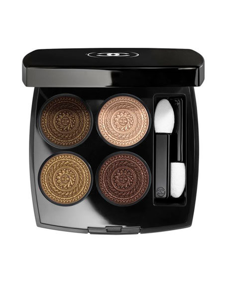 <b>LES 4 OMBRES </b><br>Limited Edition Collection Libre Multi-Effect Quadra Eyeshadow
