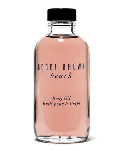 Beach Body Oil