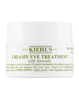 Creamy Eye Treatment with Avocado, 0.5 oz <b>NM Beauty Award Finalist 2014</b>