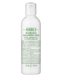 Kiehl's Since 1851 Washable Cleansing Milk, 8 ounces