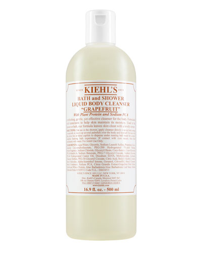 Grapefruit Bath & Shower Liquid Body Cleanser  16.9 oz.