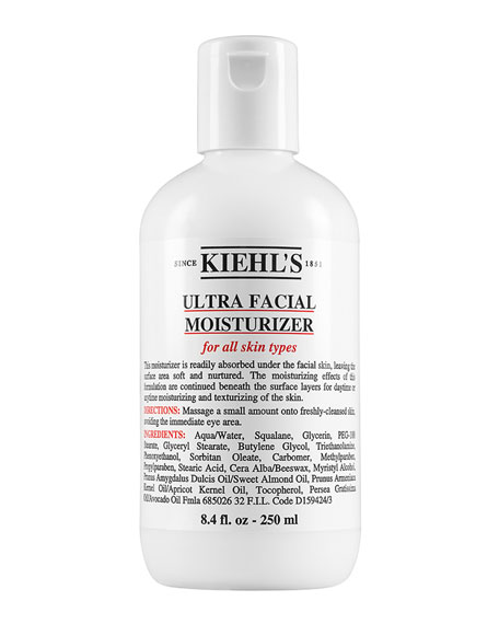 Ultra Facial Moisturizer, 8oz