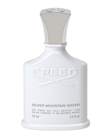 Silver Mountain Water, 75 mL