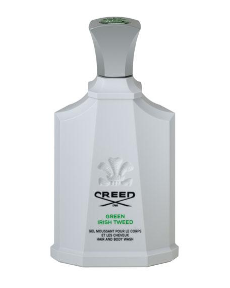 Green Irish Tweed Hair & Body Wash