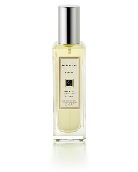 Lime Basil & Mandarin Cologne, 1.0 oz.