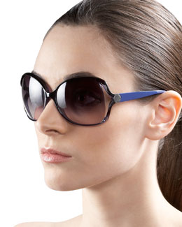 MARC by Marc Jacobs Open Square Sunglasses