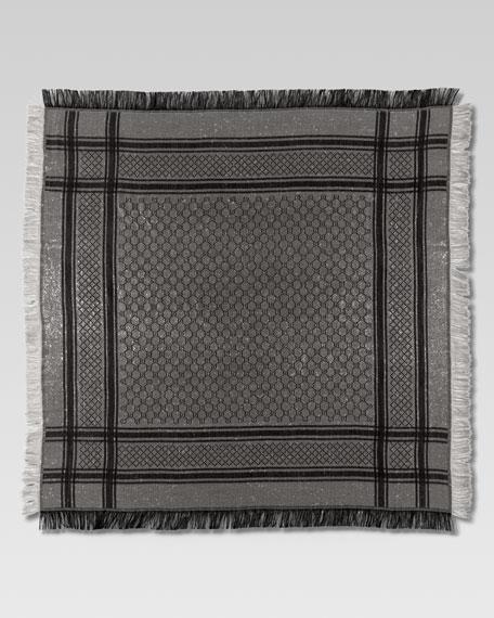 Shimmer GG Pattern Shawl