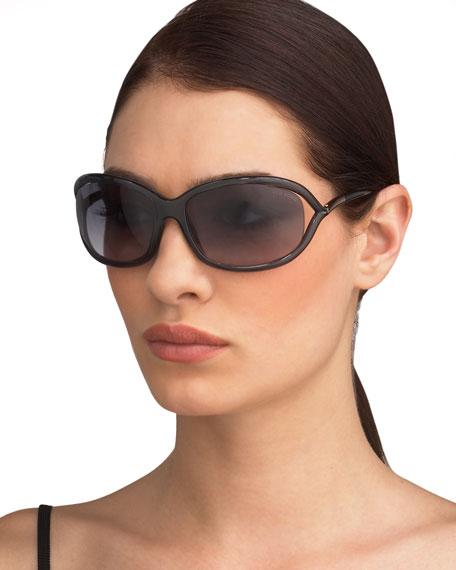 Jennifer Sunglasses, Dark Gray