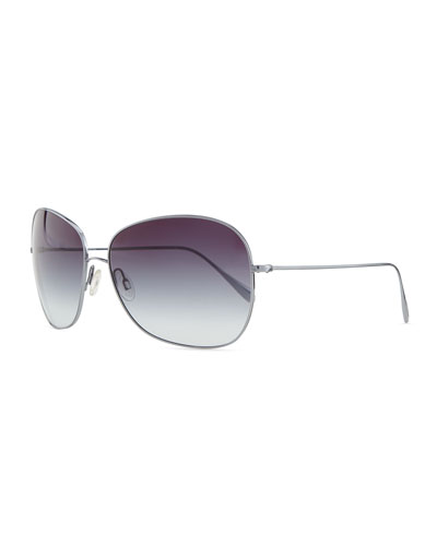 Elsie Polarized Sunglasses, Pacific Gradient