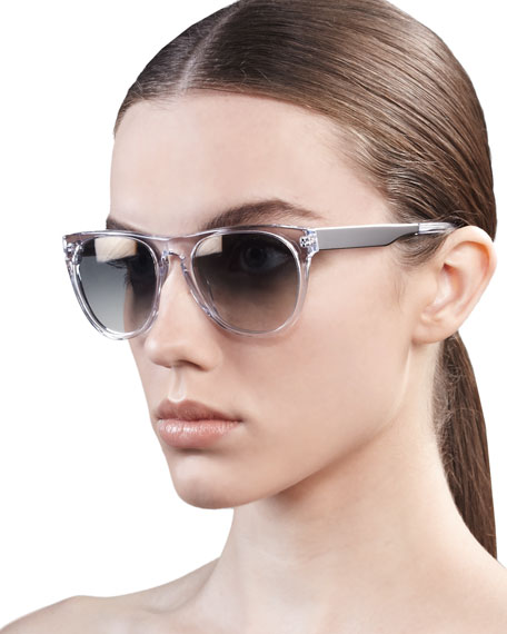 Braverman Sunglasses, Crystal