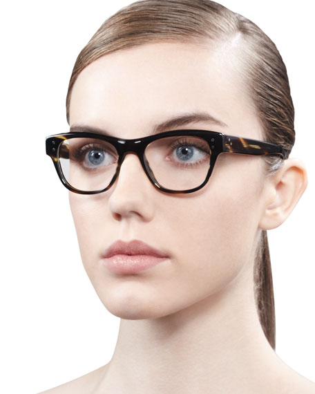 Parsons Fashion Glasses, Brown