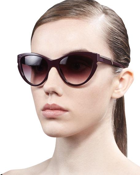 a828e0eb6c54 Stella McCartney Cat-Eye Sunglasses