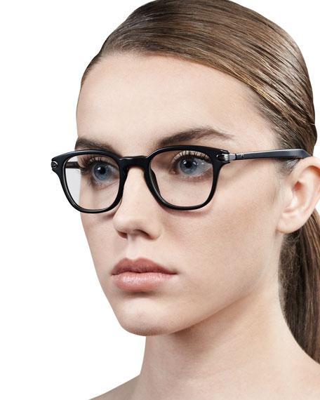 XXV Special Edition Fashion Glasses, Black