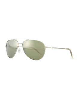 Benedict Photochromic Aviator Sunglasses