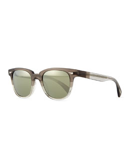 Masek Universal-Fit Sunglasses, Gray