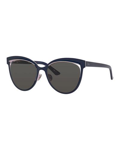 Inspired Titanium-Trim Sunglasses