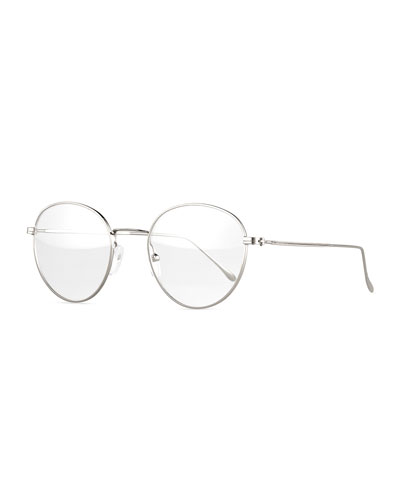 Jefferson Round Wire Optical Frames