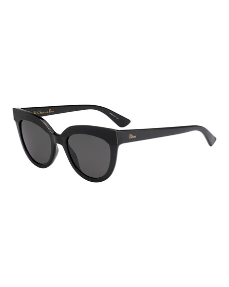 Soft 1 Square Sunglasses, Black