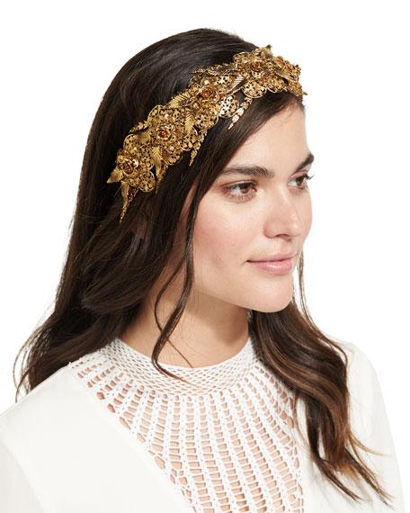 Marisol Metal Bandeaux Headband