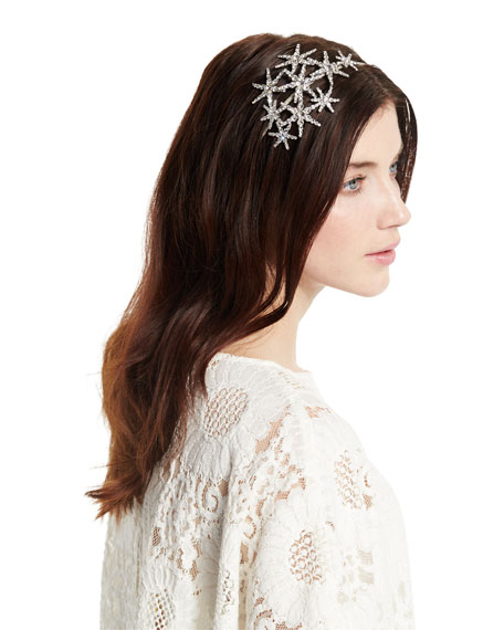 Galaxy Swarovski® Crystal Headband