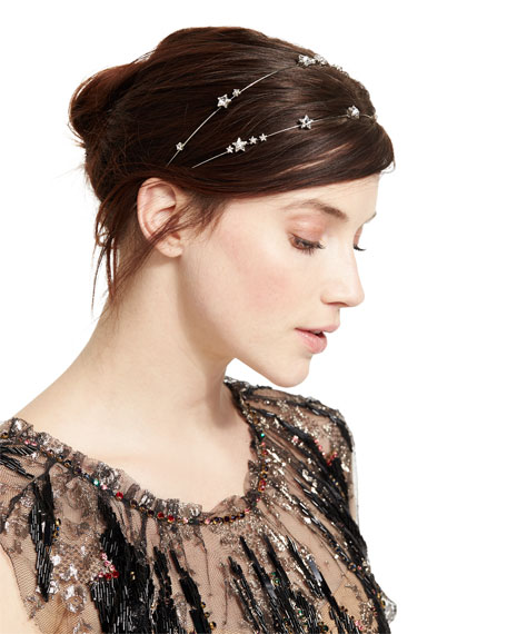 Ursa Major Circlet Swarovski® Crystal Headband
